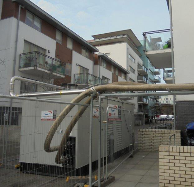 Case Study: Site Heating Due to Boiler Failure