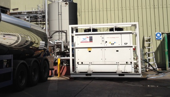 Watkins Chiller Hire ensures continued production