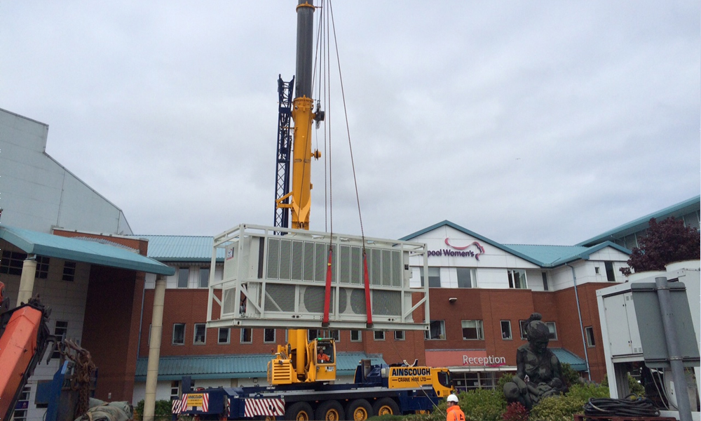 Watkins Hire's remarkable turnaround keeps famous hospital cool