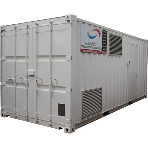 Containerised Steam Boilers