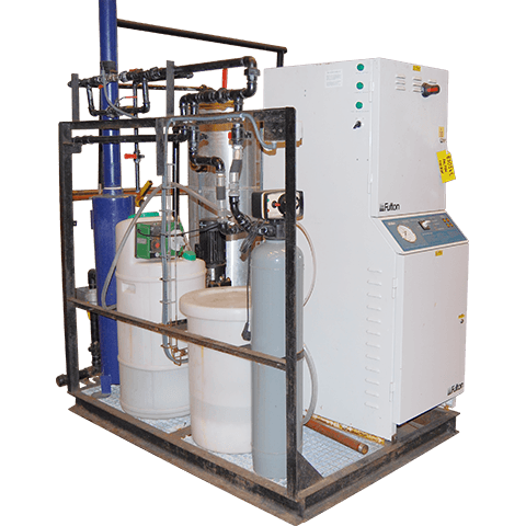 Steam Boiler Hire from the UK\'s Leading Specialist Temperature ...