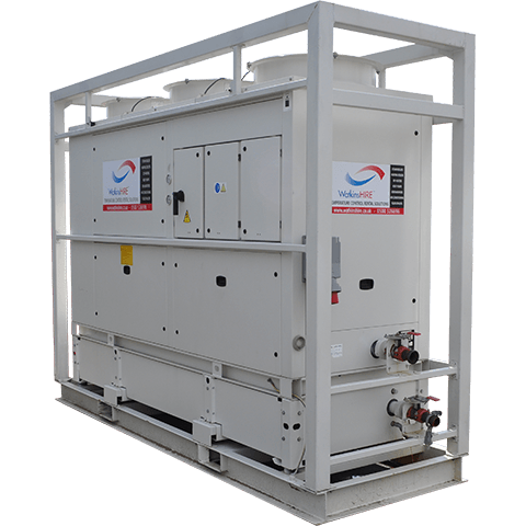KwikCHILL 120 heat pump Hire from the UK's largest Chiller