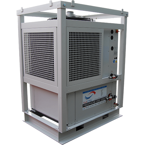 KwikCHILL 30 heat pump Hire from the UK's largest Chiller