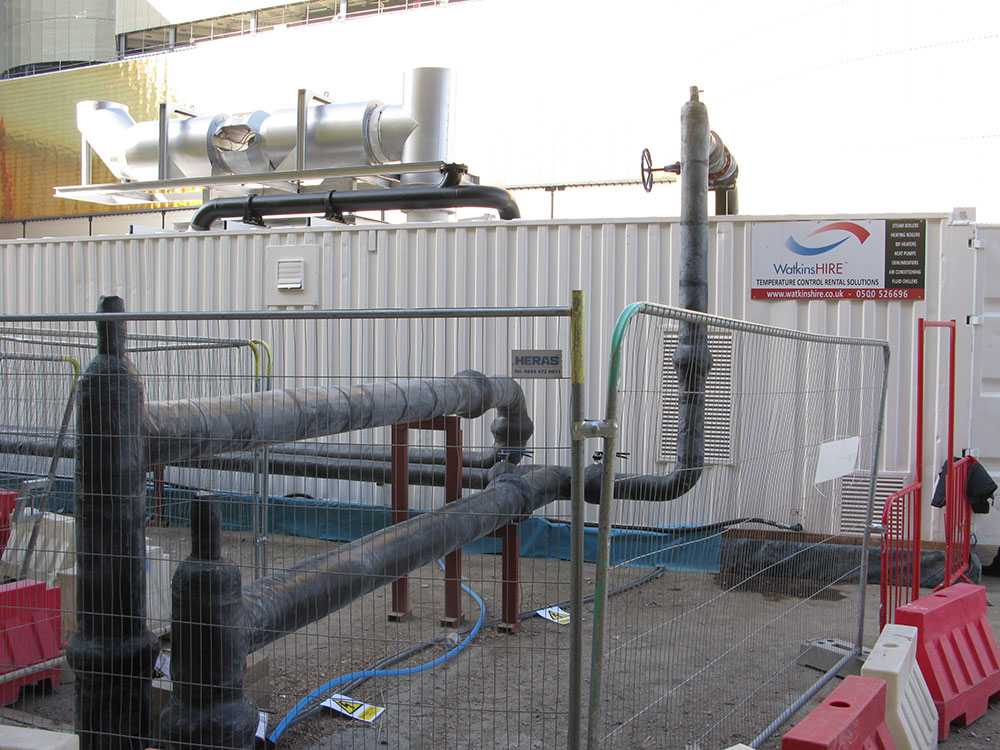 Watkins Hire - Temperature Control Rental Solutions for the