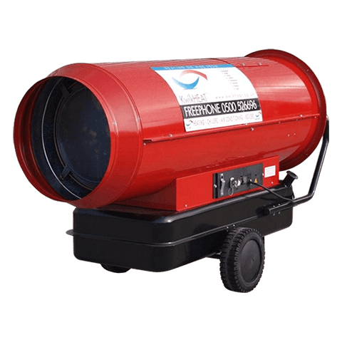 Direct Gas Fired Heaters